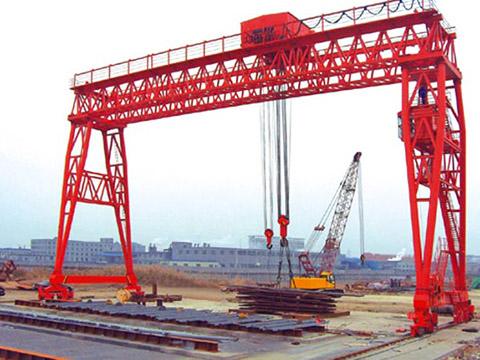 common 12 ton truss gantry crane for sale