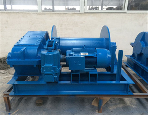 high quality 10 ton electric winch for sale