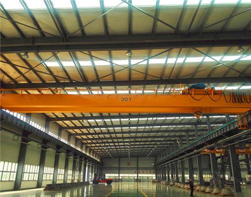 Professional 20 Ton Overhead Crane for Sale